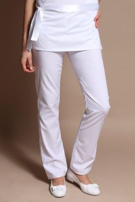 Pantaloni LOTUS bianco