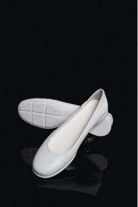 Ballerine CANDRA bianco