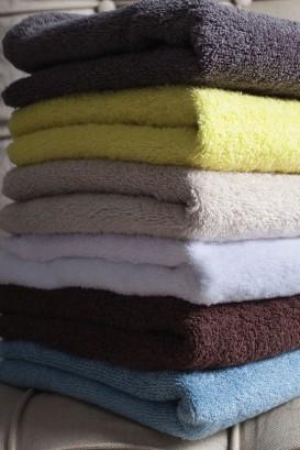 Asciugamano CONFORT LUXE verde anice