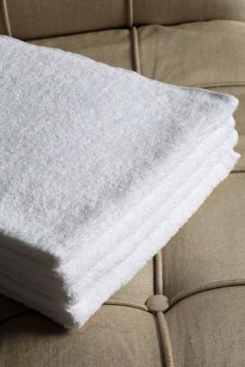 Asciugamano CONFORT LUXE bianco