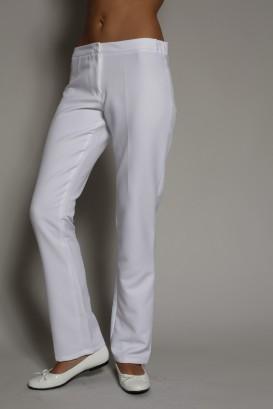 Pantaloni PACIFIC bianco