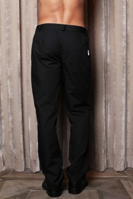 Pantaloni MIKE uomo nero