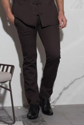 Pantalone INDOCHINE NEW chocolat