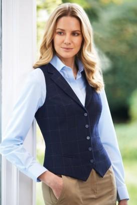 Gilet Donna Nashville Blu Navy